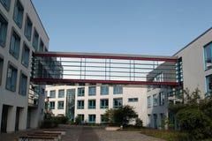 Ponte di vetro Immagine Stock