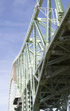 Ponte 5 di Widnes Runcorn Fotografia Stock