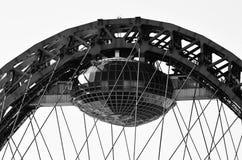Ponte di Zhivopisny Immagini Stock