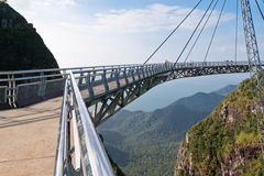 Ponte do ar em Malásia Imagens de Stock