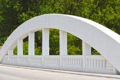 Ponte do arco do arco-íris Imagem de Stock