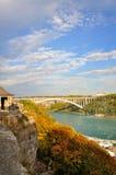 Ponte do arco-íris Imagens de Stock