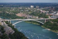 Ponte do arco-íris Fotografia de Stock Royalty Free