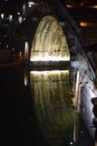 A ponte do arco Imagens de Stock Royalty Free