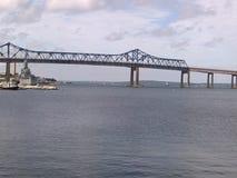 ponte do bragga Imagens de Stock