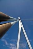 Ponte do Erasmus Foto de Stock