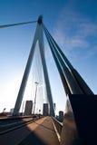 A ponte do Erasmus Imagem de Stock Royalty Free