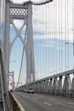 Ponte do FDR Meados de-Hudson fotografia de stock