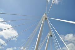 Ponte do jubileu Imagens de Stock Royalty Free