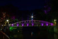 A ponte do jubileu Fotografia de Stock Royalty Free