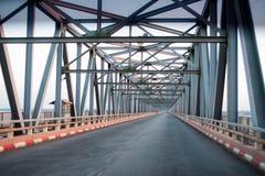 Ponte do metal Imagens de Stock Royalty Free