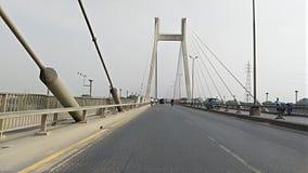 ponte do naini imagem de stock