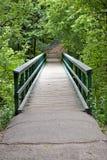 Ponte do parque Imagens de Stock