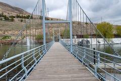 Ponte do passeio imagens de stock royalty free