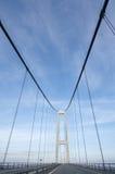 Ponte do pilão Fotografia de Stock