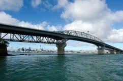 Ponte do porto de Auckland fotos de stock royalty free