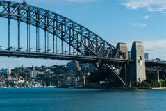 Ponte do porto em Sydney Fotografia de Stock Royalty Free