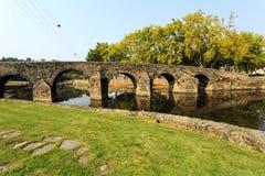 Ponte do século XVII de Sertã Carvalha imagem de stock royalty free