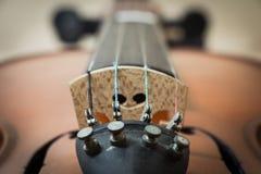 Ponte do violino Imagens de Stock