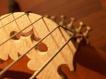 Ponte do violoncelo Foto de Stock Royalty Free