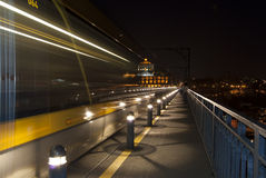 Ponte Dom Luis I Bridge. Royalty Free Stock Image