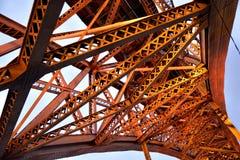 Ponte Dom Luis I in Porto, Portugal Lizenzfreie Stockfotos