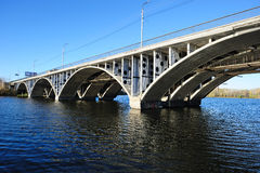 Ponte-dominó Foto de Stock Royalty Free