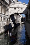 Ponte dos suspiros Fotografia de Stock Royalty Free