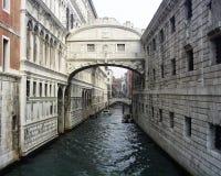 Ponte dos suspiros Foto de Stock Royalty Free