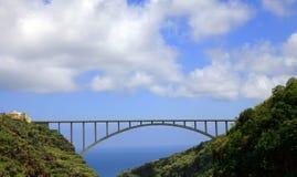 Ponte e mar Imagem de Stock Royalty Free