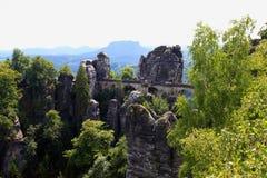 Ponte em Bastai Fotografia de Stock Royalty Free