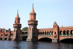 Ponte em Berlim foto de stock royalty free