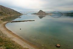Ponte em Krk Fotos de Stock