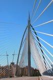 Ponte em Kuala Lumpur imagem de stock royalty free