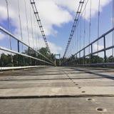 Ponte em minha vila Foto de Stock Royalty Free