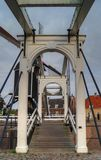 Ponte em Oud-Heusden Foto de Stock