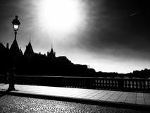 Ponte em Paris fotografia de stock royalty free