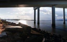 Ponte em Shenzhen, China Imagens de Stock
