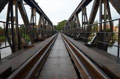 Ponte em Tailândia Fotos de Stock