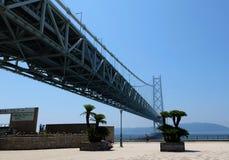 Ponte entre ilhas imagens de stock royalty free