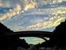 ponte 49er fotografia stock libera da diritti
