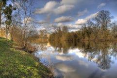 Ponte escondida Foto de Stock Royalty Free