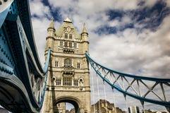 Ponte famosa da torre Fotos de Stock