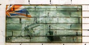 Ponte famosa da torre de Londres Foto de Stock