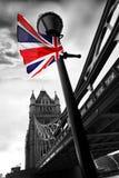 Ponte famosa da torre, Londres, Reino Unido Fotografia de Stock