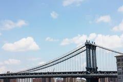 Il ponte Fotografia Stock Libera da Diritti