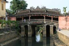 Ponte giapponese - Hoi An - Vietnam Immagine Stock Libera da Diritti