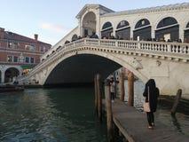 Ponte grand Venezia images stock
