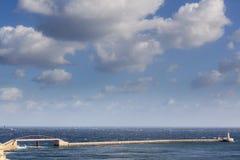 Ponte grande do porto Imagens de Stock