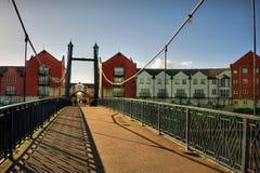 Ponte HDR Foto de Stock Royalty Free